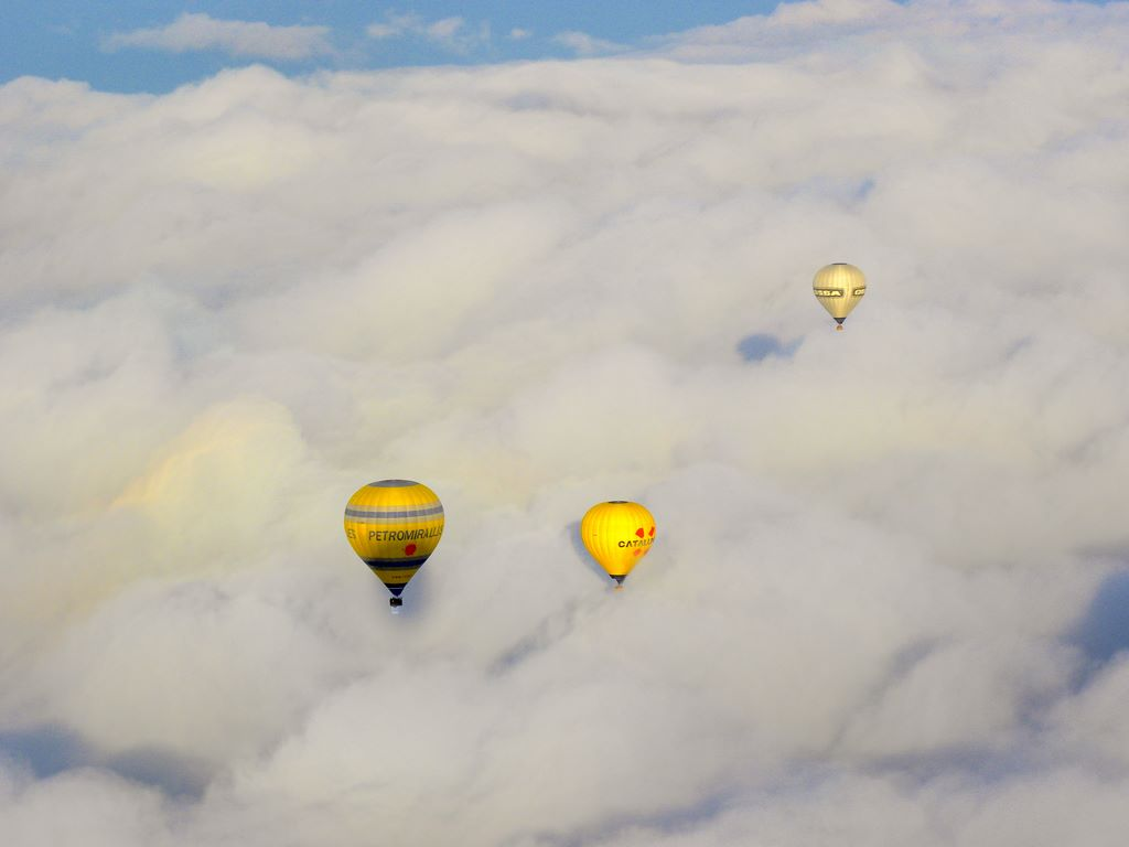 balloning
