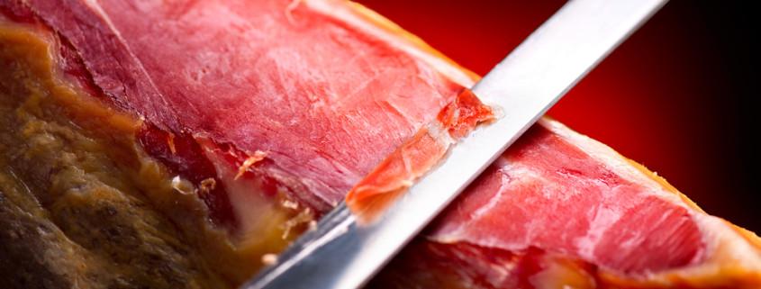 Ham tasting